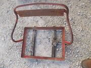 International 300 350 Utility Tractor Ih Deluxe Seat Assembly Frame For Cushion