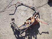 Massey Harris 33 Tractor Mh Hydraulic Hitch Lift Cylinder Outlet Hose 3pt Hitch
