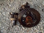 Massey Harris 30 Mh Tractor Main Transmission Drive Pinion Gear Assembly Pig