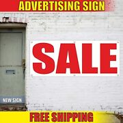 Sale Banner Advertising Vinyl Mesh Adhesive Decal Sign Flag Furniture Tire Open