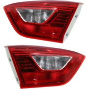 Tail Light For 2016-2019 Chevrolet Cruze Driver And Passenger Side Inner