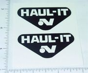 Nylint Haul It Trailer Replacement Stickers  Ny-087