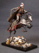 To Be Painted Russian Vityaz Elite Soldier Vlad The Impaler Dracula Riding