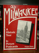 Old Milwaukee Historic Tour Picture Postcards Buildings Streets Transportation