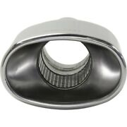New Exhaust Tail Pipe Tip Chevy S10 Gmc S15 Chevy Beretta