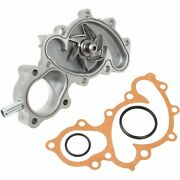 Npw Engine Cooling Water Pump W/ Gasket New For Toyota 3.4l Cars With Oil Cooler