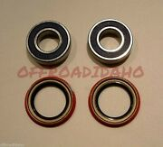 Front Wheel Axle Bearings Bombardier Ds650x 00 01 02 03 04 05 06 07ds650 650x X