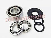 Front Differential Bearing And Seal Kit Polaris Rzr 900 S 4 Xp 2011-2017 4x4 4wd