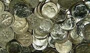 1946 - 1964 Roosevelt Dime Lot 5 Silver Dime Lot - Choose How Many Lots To Buy