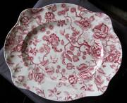 Johnson Brothers English Chippendale 12.75 X 15 Oval Serving Platter