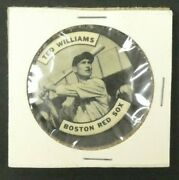 Ted Williams Pin Pinback Button 1.25