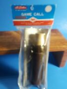 Vintage Taico Dickerson American Import Co Japan Duck Call New Sealed