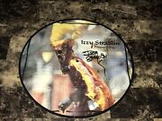 Izzy Stradlin Rare Signed Vinyl Picture Disc Record Pressure Drop Guns Nand039 Roses