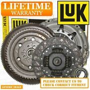 For Opel Frontera B 2.2dti Luk Dual Mass Flywheel And Clutch 120 09/02- Y 22 Dth