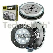 Nationwide 3 Part Clutch Kit And Luk Dmf For Bmw 3 Series Berlina 323i 2.5