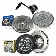 Luk 2 Part Clutch And Sachs Dmf With Csc For Renault Megane Hatchback 1.9 Dci