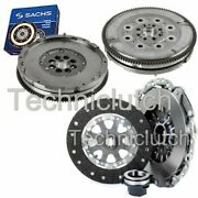 Nationwide 3 Part Clutch Kit And Sachs Dmf For Bmw 5 Series Berlina 520i