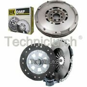 Nationwide 3 Part Clutch Kit And Luk Dmf For Bmw 3 Series Convertible 328i