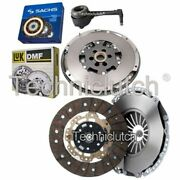2 Part Clutch Kit And Luk Dmf And Sachs Csc For Audi A3 Hatchback 1.8 T Quattro