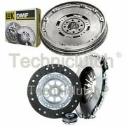 Nationwide 3 Part Clutch Kit And Luk Dmf For Mercedes-benz Vito Bus 110 Td 2.3
