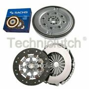 Nationwide 2 Part Clutch Kit And Sachs Dmf For Citroen Ds3 Hatchback 1.6 Thp 150