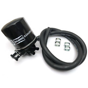 Filter Kit Complete With Fuel Pipe Bolts/washers And Clips Classic Bikes