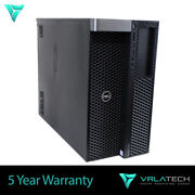 Dell T7920 Workstation 32gb Gold 5122 1x 6tb And 1x 480gb K2200