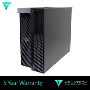 Dell T7920 Workstation 16gb Silver 4109t 2x 4tb And 1x 512gb K1200