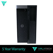 Dell T7920 Workstation 16gb Silver 4109t 2x 2tb And 1x 512gb K1200