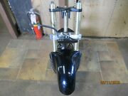 2006-2010 Kawasaki Zx1400 Zx14 Zx-14 Complete Front Fork Set + Brakes And Fender