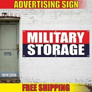 Military Storage Advertising Banner Vinyl Mesh Decal Sign Shop Store Home Troops