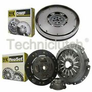 Luk 3 Part Clutch Kit And Luk Dmf For Iveco Daily Platform/chassis 29 L 14