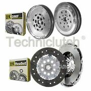 Luk 2 Part Clutch Kit And Luk Dmf For Opel Vectra C Estate 1.9 Cdti