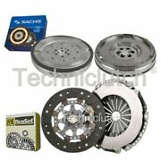 Luk 2 Part Clutch Kit And Sachs Dmf For Citroen Ds3 Hatchback 1.6 Thp 155