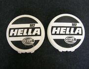 Rally Guards For Hella 192 Foglights Bmw 02 Porsche 911 Mb Audi Classic Vintage