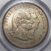 1900 Pcgs Ms64 Layafette Dollar Silver Commemorative