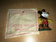 Minnie Mouse 1933 Walt Disney Allied Toys Mickey Mouse And Friends 2 Metal Figure