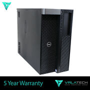 Build Your Own Dell T7920 Workstation Silver 4109t 8 Core 2.00 Ghz Win10 Pro