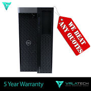 Build Your Own Dell T7920 Workstation Bronze 3106 8 Core 1.70 Ghz Win10 Pro