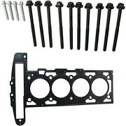 24444091 New Cylinder Head Gaskets Engine Set Of 2 For Chevy Olds Cavalier Pair