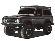 Slimline Ii Roof Rack Kit Compatible With Ford Bronco 1966-1977