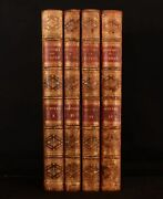 1816-40 4vol History Antiquities Of The County Palatine Of Durham Surtees Illus