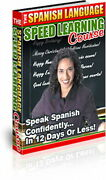 Speed Spanish Course - Speak Spanish Confidently In 12 Days Or Less On Cd-rom