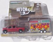Hitch And Tow Series 7 2015 Chevy Silverado And State Fair Concession Trailer