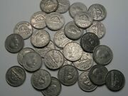 29 Better-date Canadian 5 Cent Coins 1940 22 And 1941 7. Canada 5¢. 36