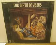 The Birth Of Jesus Seven Stars Records Phonograph Record Album Lp