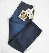 One Green Elephant Mens Jeans Chico Skinny Leg 36w 34l Color Blended New
