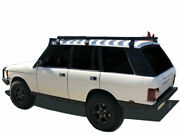 Slimline Ii Roof Rack Kit / Tall Compatible With Land Rover Range Rover 1970...