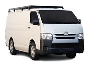 Toyota Quantum Low Roof 2004-current Slimline Ii Roof Rack Kit - By Front R...