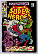 Marvel Super-heroes 14 6.5 1968 Ow/w Pages